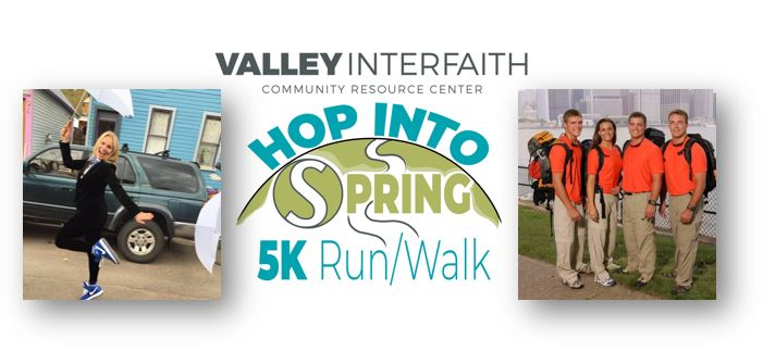 Hop Into Spring Annual 5K Fundraiser-Register Now!